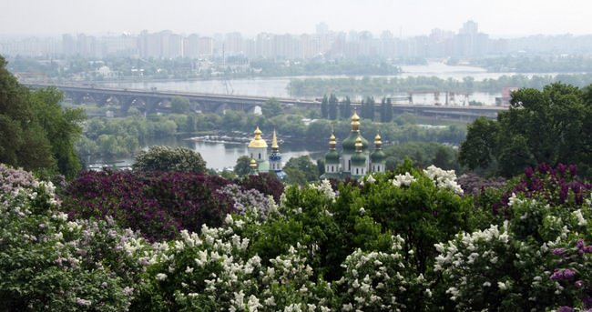 National Botanical Garden mini Private Guide in Kiev